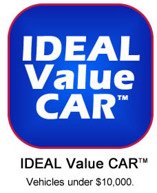 Ideal value car