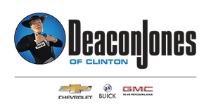 Deacon Jones GM of Clinton