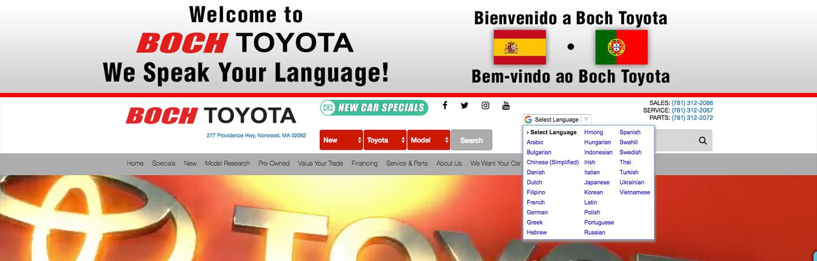 Languages We Speak