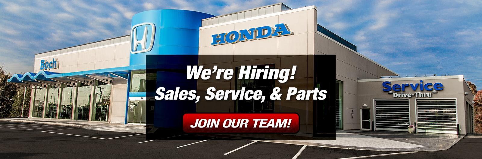 Boch honda honda dealership norwood ma serving boston for Honda dealership ma