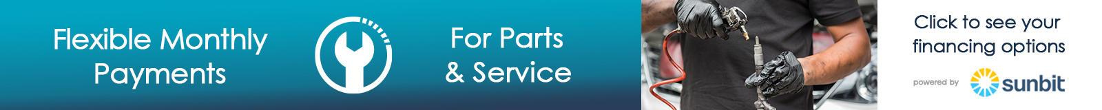 Sunbit Service Financing