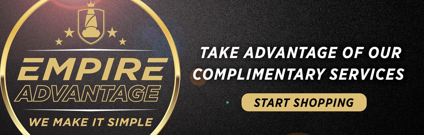 Empire advantage